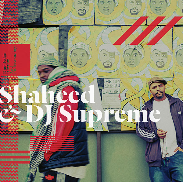 Shaheed And Dj Supreme Artist Page Communicating Vessels
