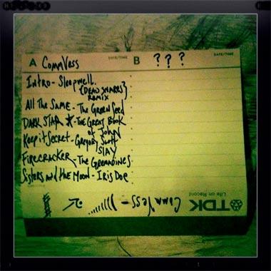 mixtape-track-listing